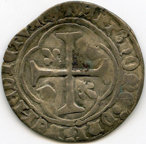 Blanc de Charles VII ou Charles VIII ?? Rv311