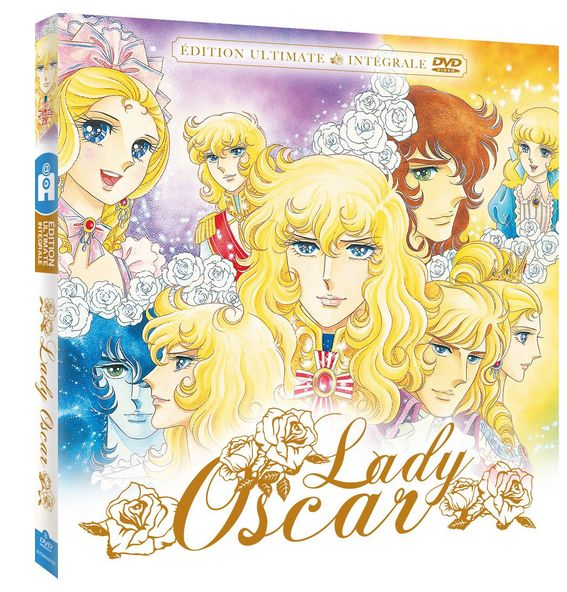 Lady Oscar Ultimate DVD Lo210