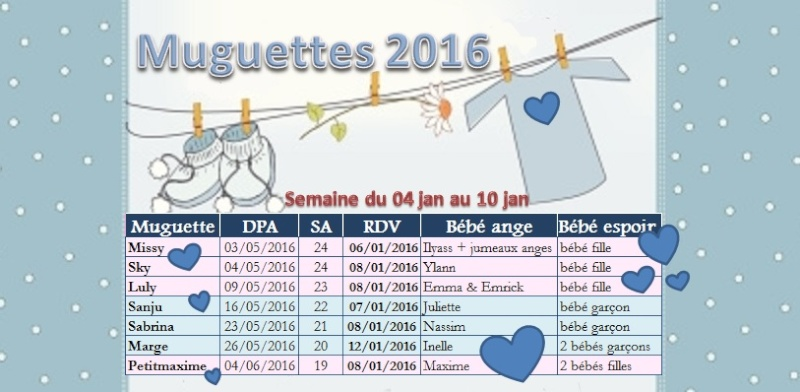 ***Les Muguettes 2016*** - Page 17 Muguet18