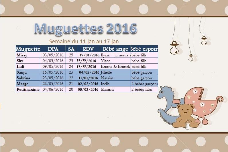 ***Les Muguettes 2016*** - Page 19 Muguet19