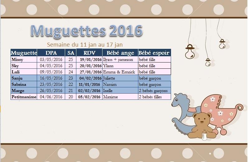 ***Les Muguettes 2016*** - Page 19 Muguet20