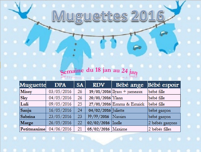 ***Les Muguettes 2016*** - Page 19 Muguet21