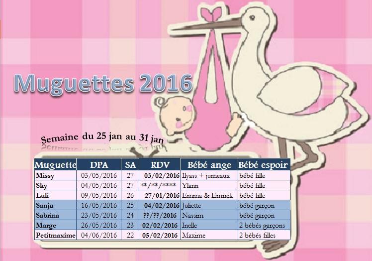 ***Les Muguettes 2016*** - Page 20 Muguet22
