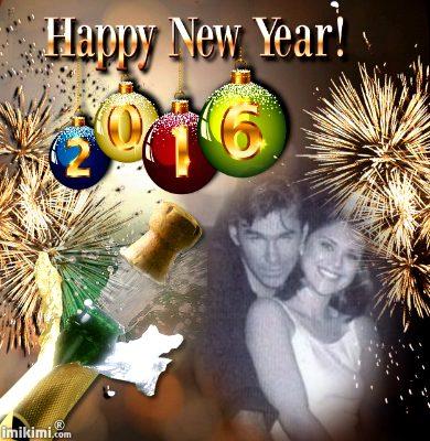 Sunset Beach!happy new year 2016 2zxda-20