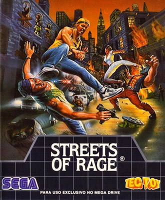 STREETS OF RAGE Aax85510