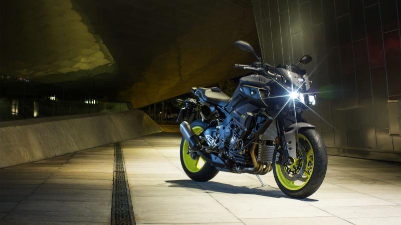 Yamaha lance la ... MT-10 ! Officiel ! - Page 3 Mt1011
