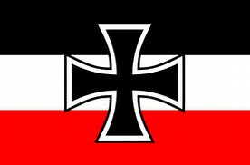 The Prussian Empire Official Alliance Flag Tricol11