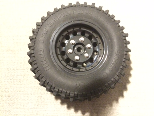 Axial SCX10 -  jeep wrangler pick up  Img_1711