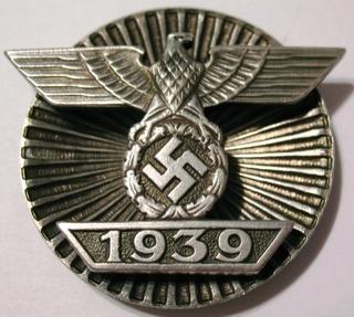 croix de fer ww1 et/ou ww2 1939ek10