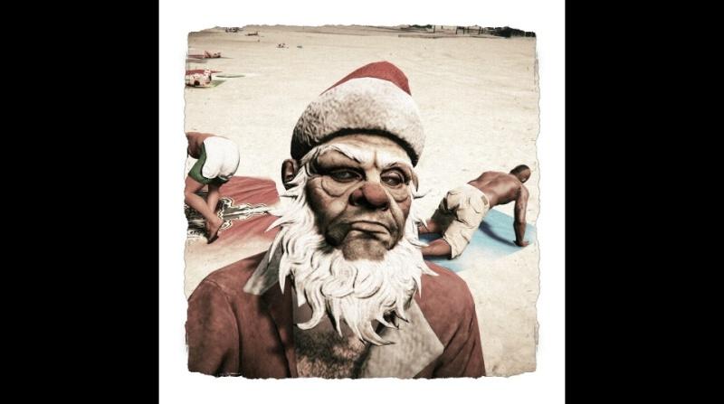 GTA V: Noël avant l heure Almxe110