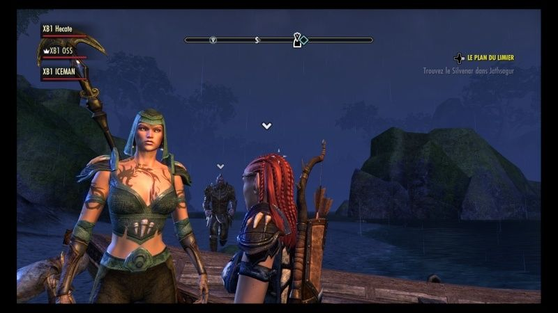 The Elder Scrolls Online : TESO - Nos personnages Teso_411