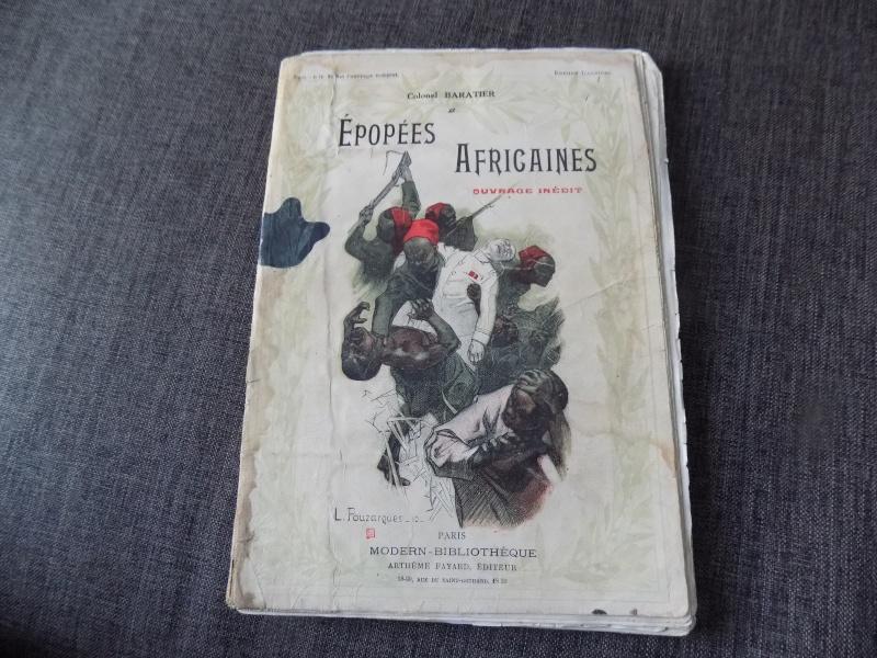 Ma collection : uniformes-coiffures-archives de la Coloniale et la colonisation - Page 7 Dscn0310