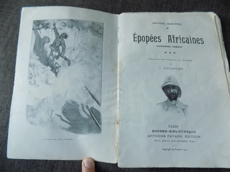 Ma collection : uniformes-coiffures-archives de la Coloniale et la colonisation - Page 7 Dscn0311