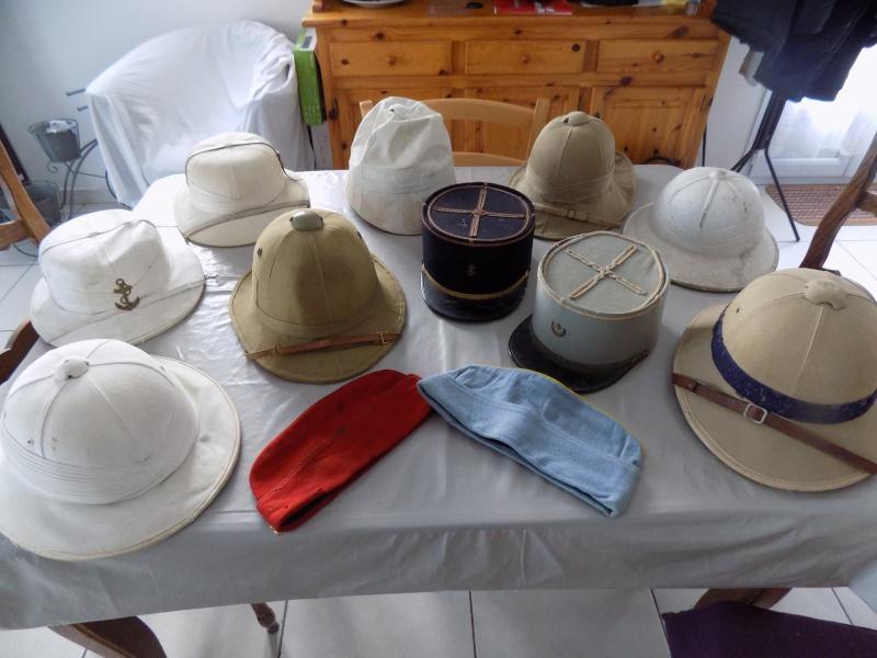 Ma collection : uniformes-coiffures-archives de la Coloniale et la colonisation - Page 6 Dscn0422