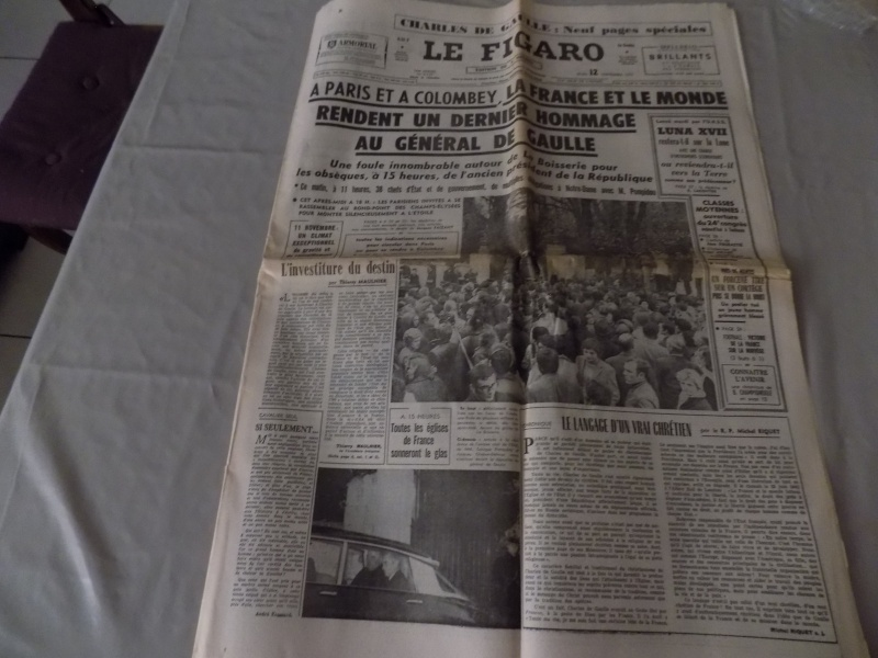 Postez vos authentiques journaux à date historique ! Dscn0531
