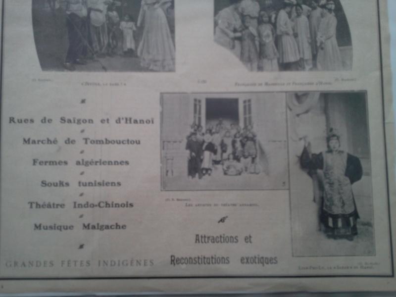 Ma collection : uniformes-coiffures-archives de la Coloniale et la colonisation - Page 7 Photo161