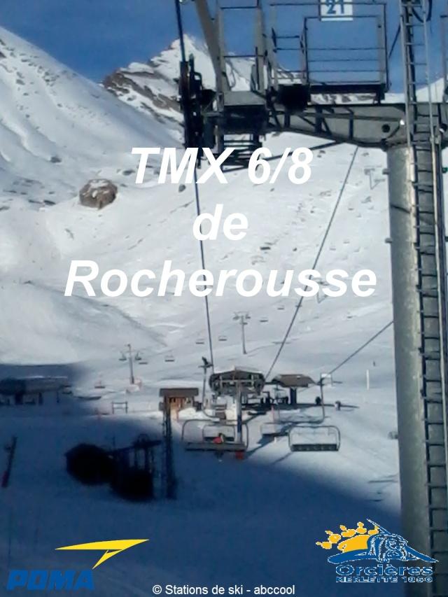 Télémix 6/8 places de Rocherousse B13