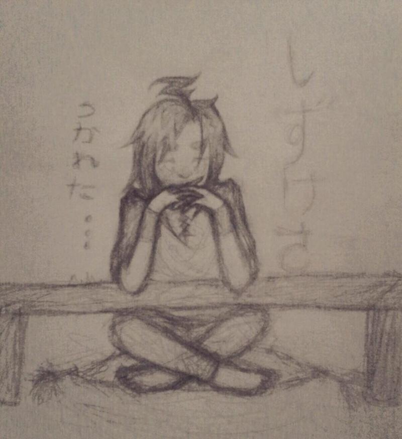 Petit dessin o ( > w < ) / (Galerie de Kuroyasha) - Page 2 Shizuk10