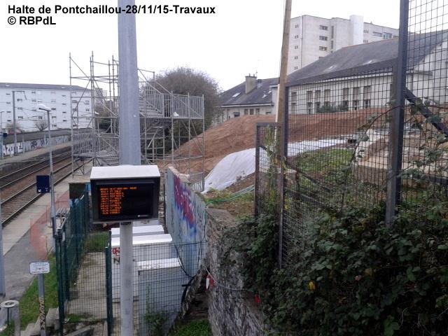 Travaux Halte de Pontchaillou [1] 1-201551