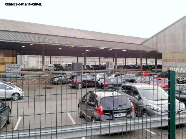 TRAVAUX GARE DE RENNES (05/12/15)) 1-201574