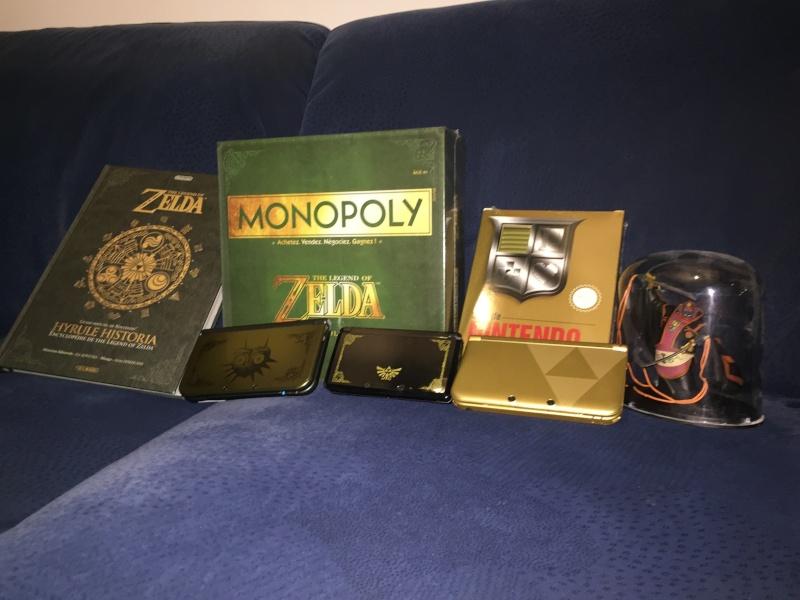 La collection Zelda de NoFeaR Img_1811