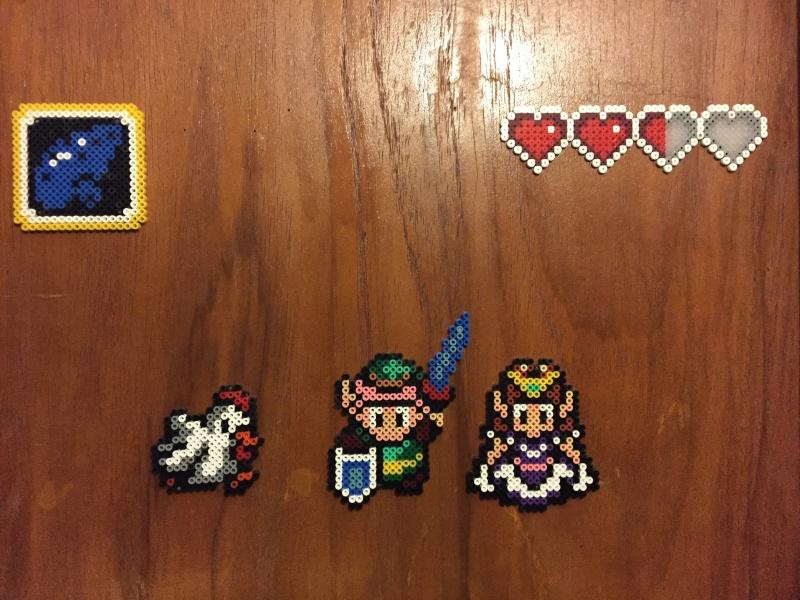 La collection Zelda de NoFeaR Img_1812