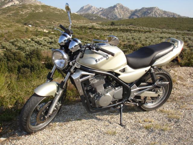moto pour mes hivernales  12418511