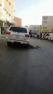 صورة حصرية للمواطن المصرى الذى تم دهسه فى السعودية بعد طعنه 12742510