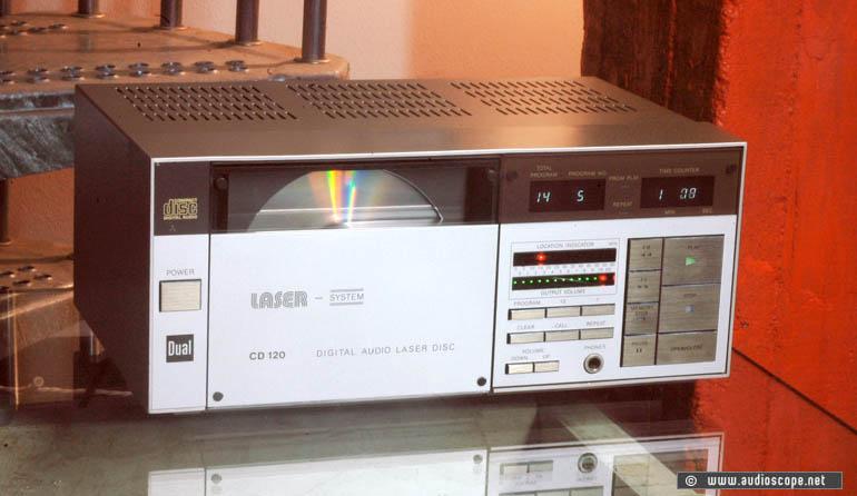 lecteur CD Dualcd10