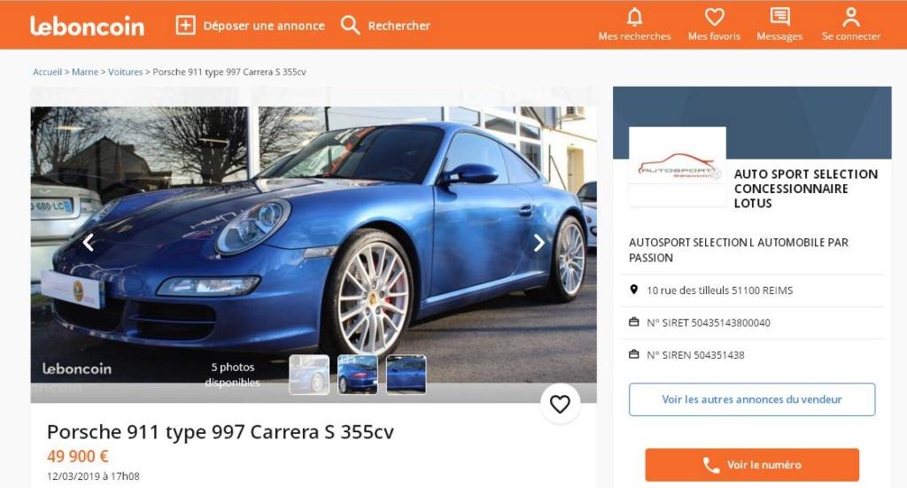 997 Carrera S Bleu cobalt 07/2007 - Page 2 Annoin10