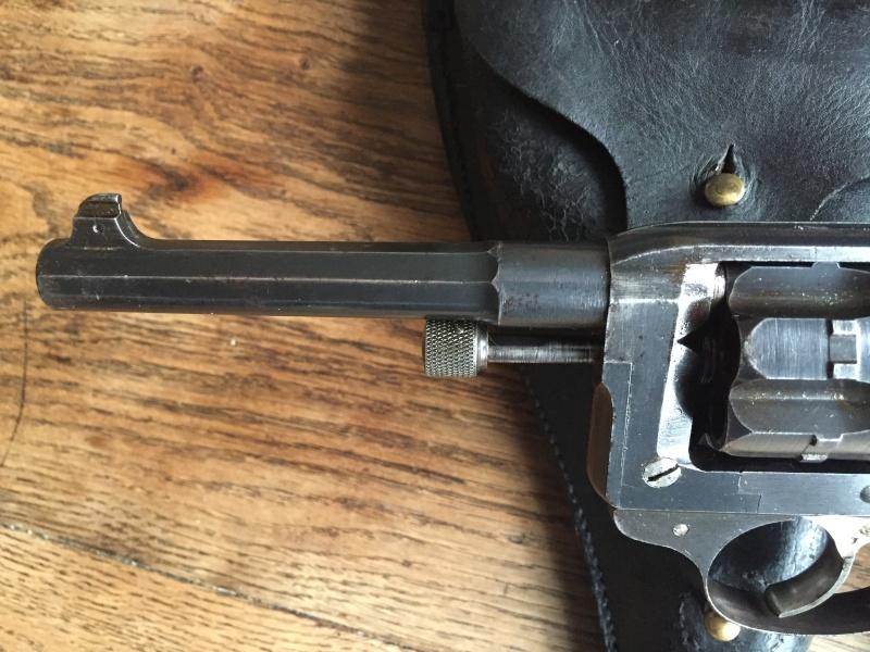 Revolver Saint-Etienne modèle 1892 série H année 1915 03710