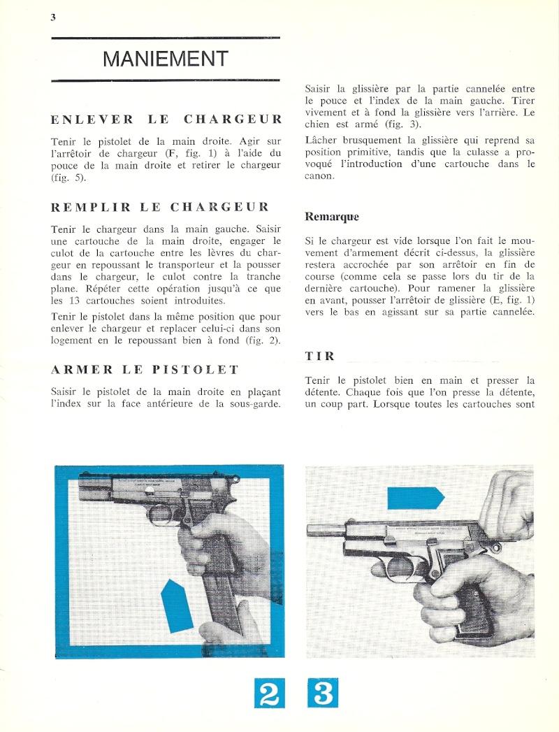 Manuel technique du FN browning GP 35 - différents types Numyri12