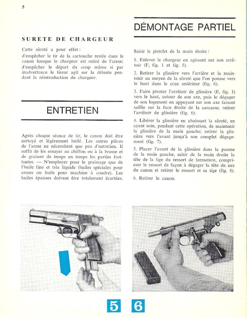Manuel technique du FN browning GP 35 - différents types Numyri14