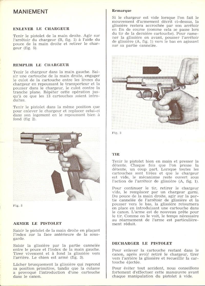 Manuel technique du FN browning GP 35 - différents types Numyri19