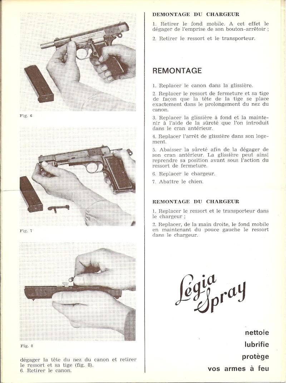 Manuel technique du FN browning GP 35 - différents types Numyri21