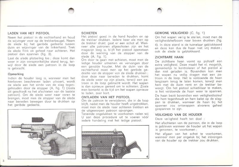 Manuel technique du FN browning GP 35 - différents types Numyri26