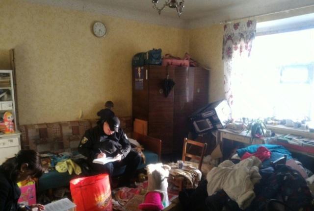 В Часів Ярі пройшов рейд поліції по проблемним сім'ям Photo_10