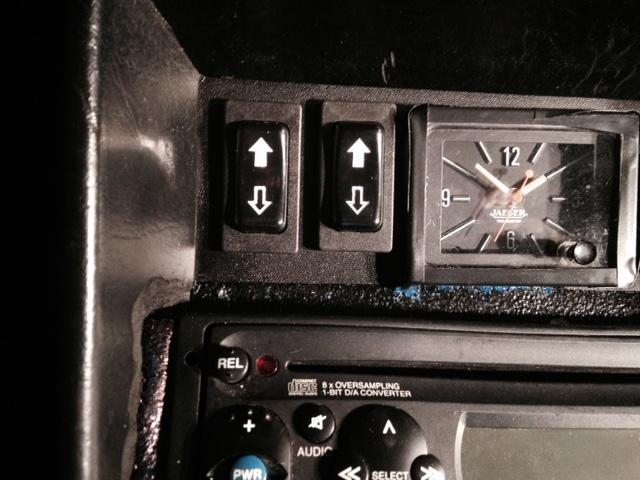 PH1 Power (electric window switch) Masera10