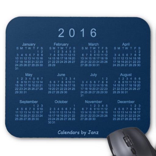 2016 !!!!!! Calend10