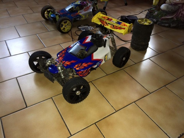 Mon ex FG Monster Beetle & mes autres ex rc non short course 10369110