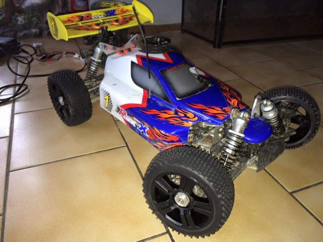 Mon ex FG Monster Beetle & mes autres ex rc non short course 10446010