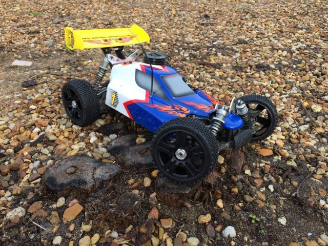 Mon ex FG Monster Beetle & mes autres ex rc non short course 12421410