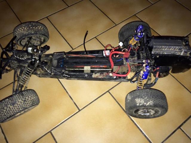 Casse chassis pièce différente ?! 12654310