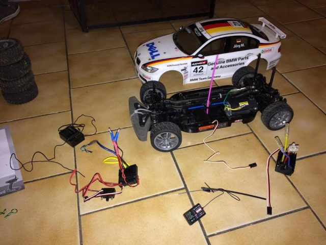 Mon ex FG Monster Beetle & mes autres ex rc non short course 12714210