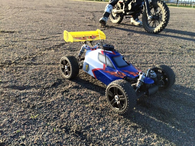 Mon ex FG Monster Beetle & mes autres ex rc non short course 16184310