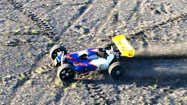 Mon ex FG Monster Beetle & mes autres ex rc non short course 21483_11