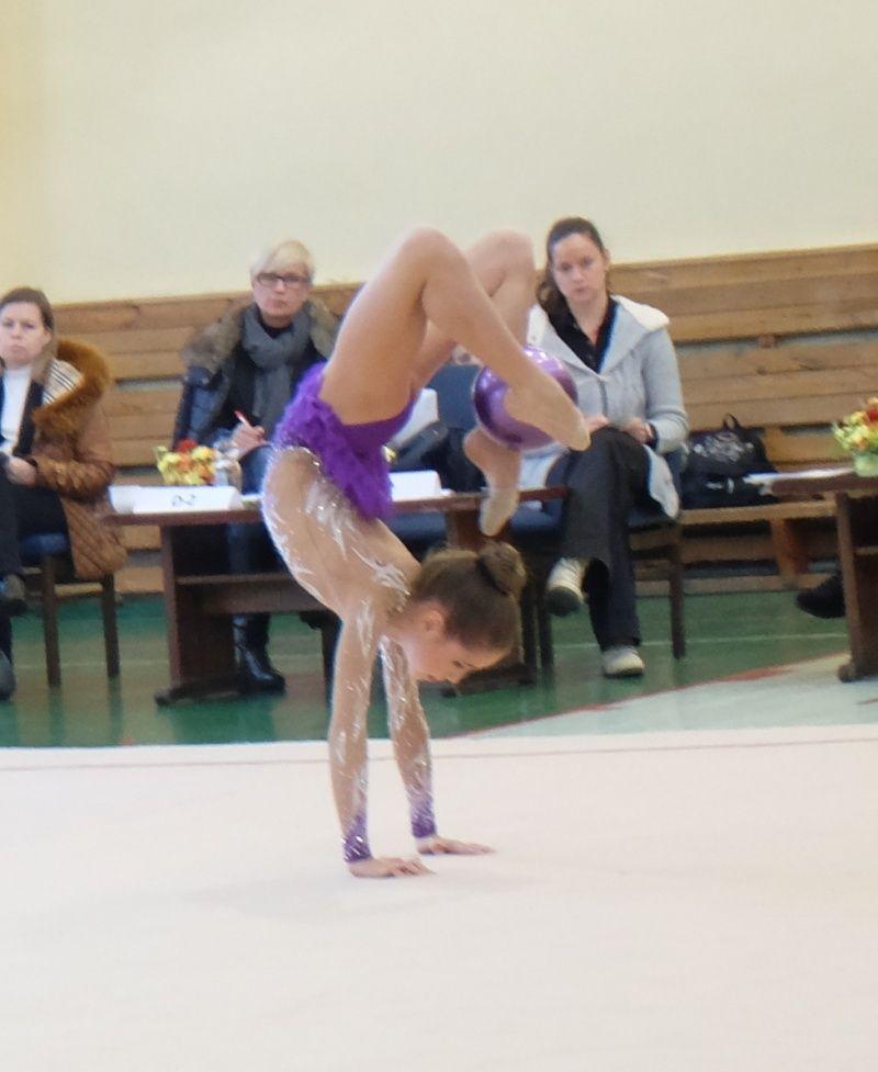 Чемпионат Риги по художественной гимнастике 2016 -  фото 11211