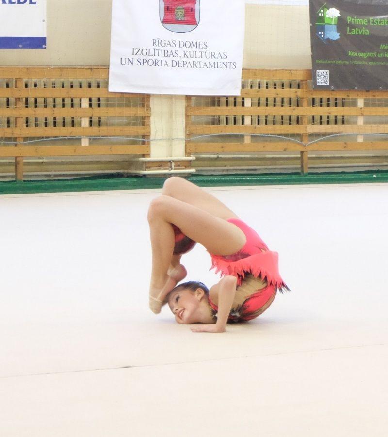 Чемпионат Риги по художественной гимнастике 2016 -  фото 11411
