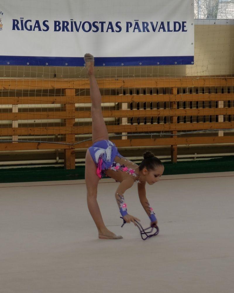 Чемпионат Риги по художественной гимнастике 2016 -  фото T10