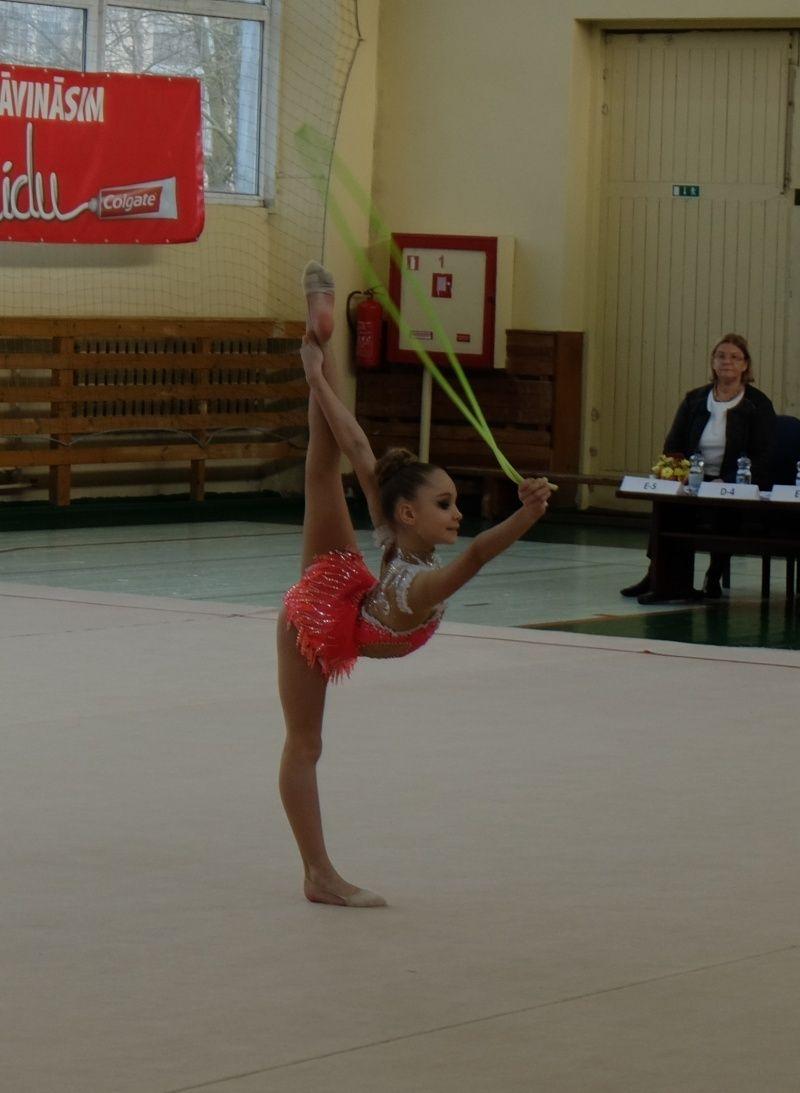 Чемпионат Риги по художественной гимнастике 2016 -  фото T411